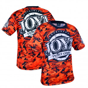 Joya T shirt  CamoRed (3005-Red-Camo)