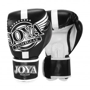 "JOYA Kick-Boxing Gloves ""Junior"" Black/White"