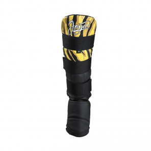 Joya Women's Shinguard 'De Luxe' Tiger - PU