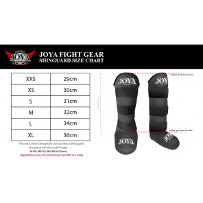 "Joya ""VELCRO"" Shinguard (082110)"