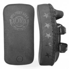 Thai Dura Pad JOYA Fight Fast (Leather) Black Size:Standard.