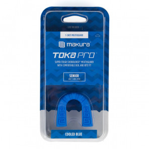 Makura Mouthguard Toka Pro Cooled Blue