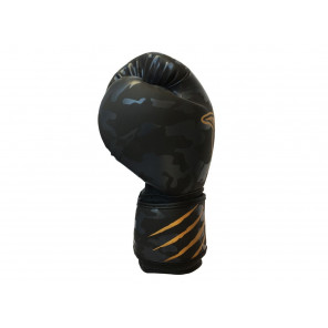 JOYA JUNIOR KICKBOXING GLOVE - DINOSAUR - GOLD