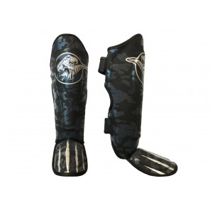 JOYA JUNIOR SHINGUARD - DINOSAUR - SILVER
